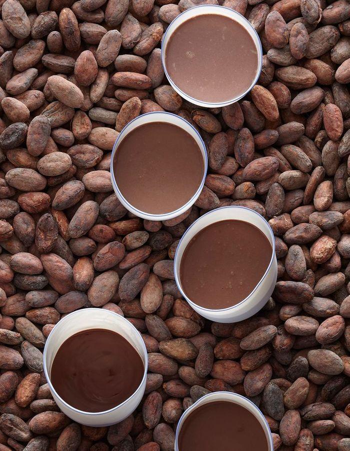 Chocolat chaud du Plaza