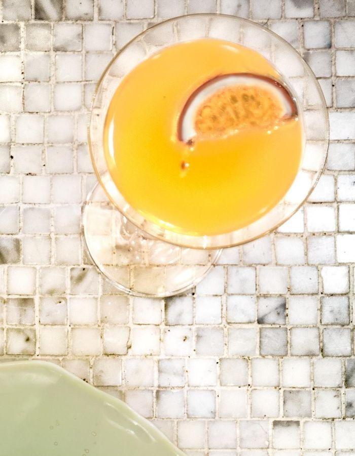 Cocktail Satine de Pierre Hermé