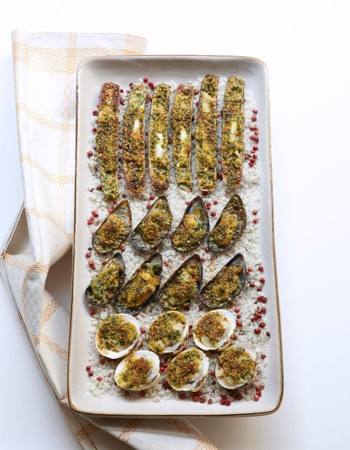 Coquillages farcis