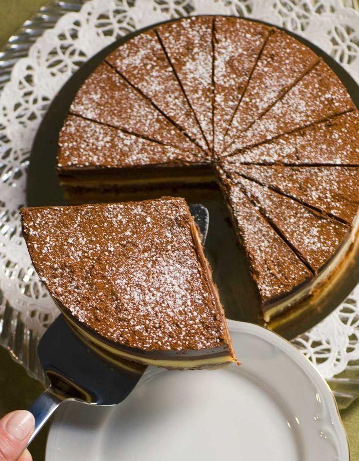 Gâteau 3 chocolats Thermomix