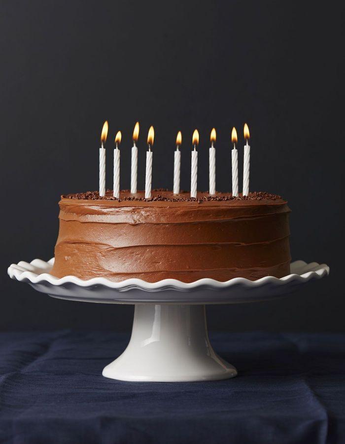 Gâteau d'anniversaire Thermomix
