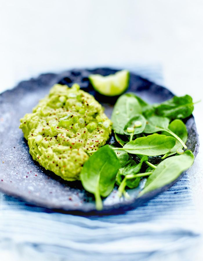 Guacamole au quinoa