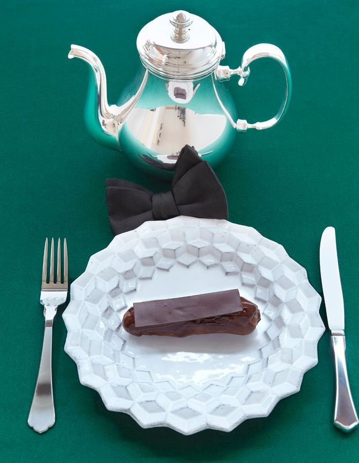 Les éclairs tout chocolat d'Alber Elbaz