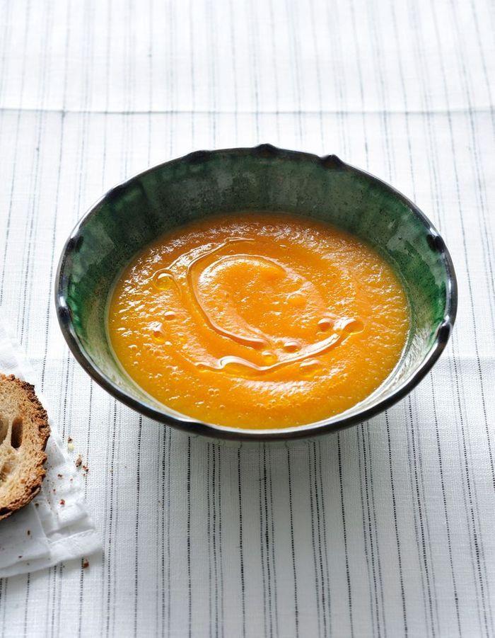 Ma soupe de potimarron