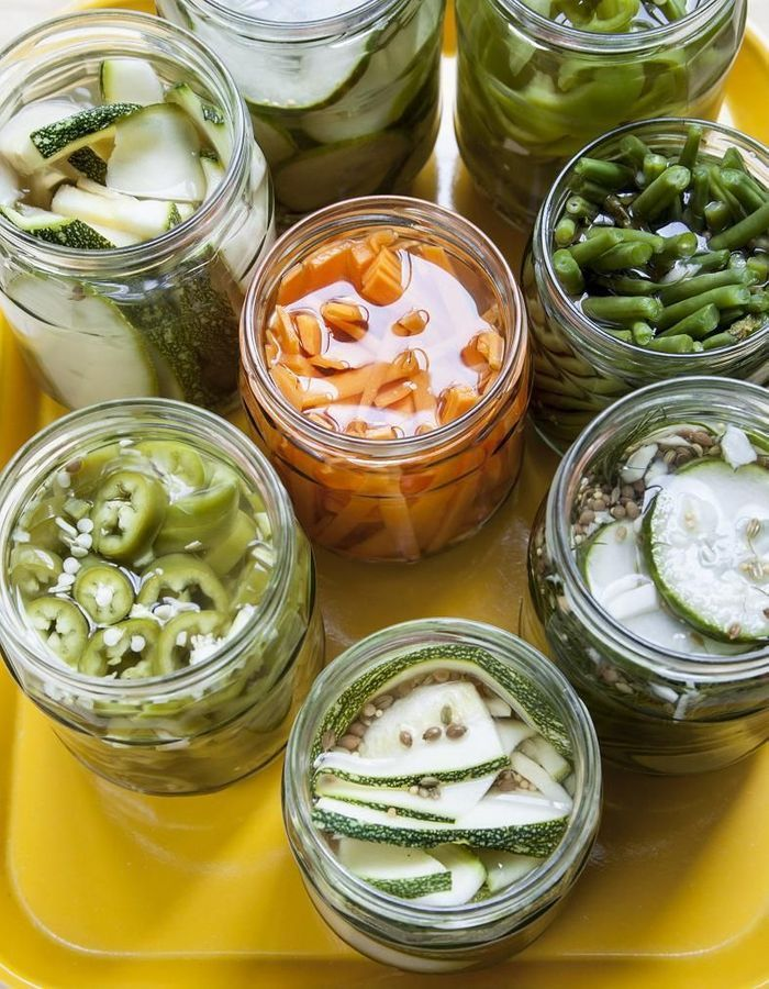 Pickles faciles