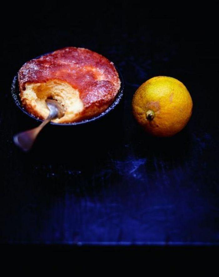 Soufflé au citron