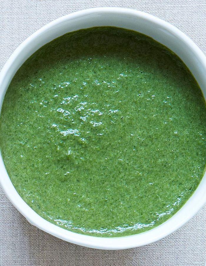 Velouté green power