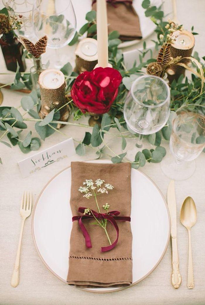 Décoration de table de mariage à faire soi même - Les décorations de ...