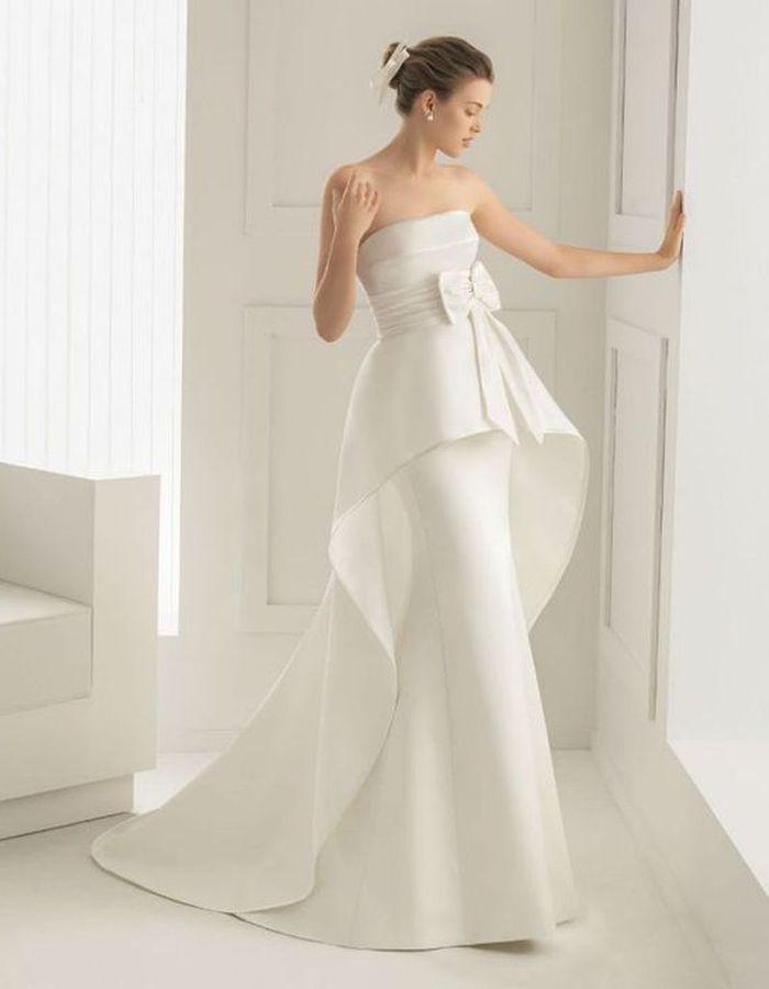 Robe de mariée de princesse sur-mesure