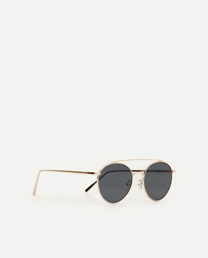 Frais Lunettes de soleil rondes Zara - 10 accessoires Zara qui  IU63