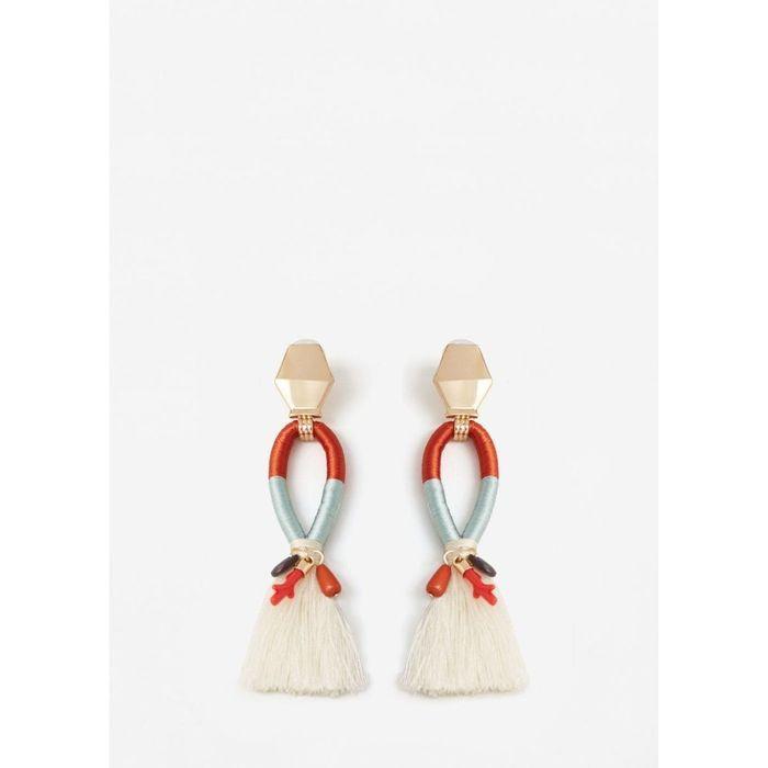 Boucles d'oreilles pompon  La Redoute