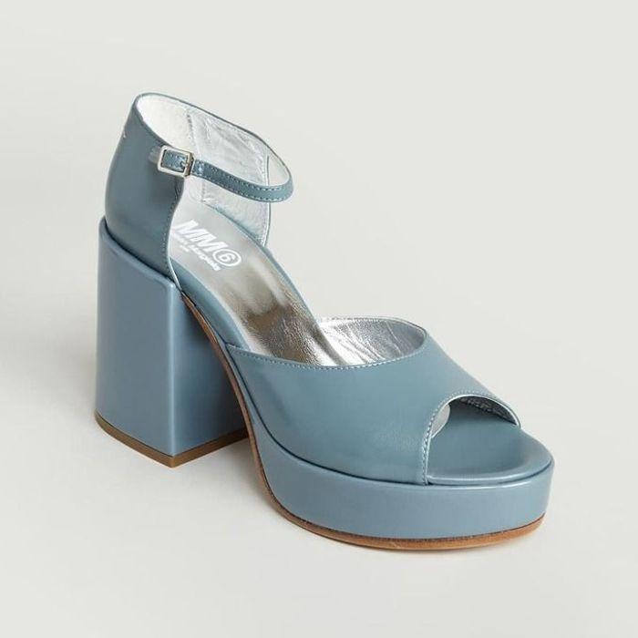 Chaussures de printemps MM6 par Maison Margiela