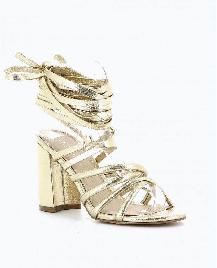 Chaussures de printemps Texto
