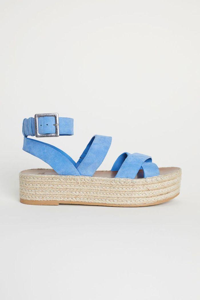 Sandales soldées H&M