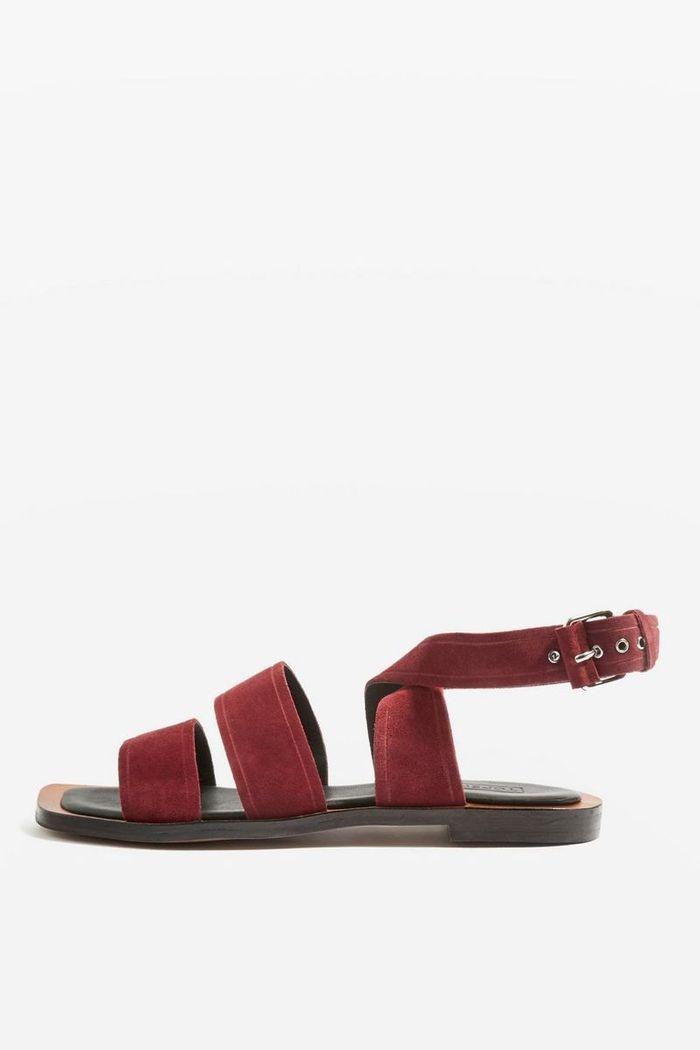 Sandales soldées Topshop