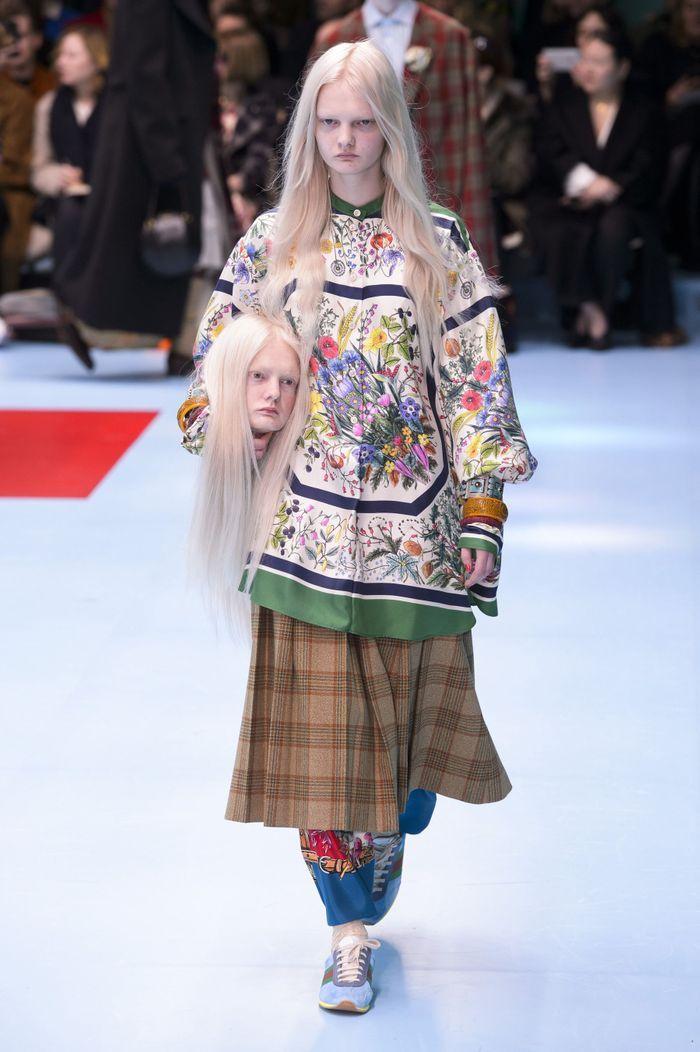 Défilé Gucci