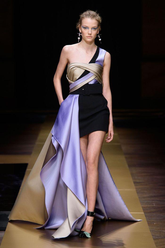Défilé Atelier Versace
