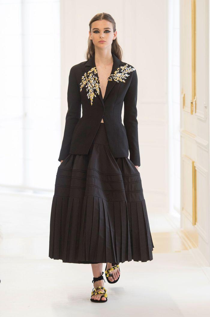b7f0601f005 Défilé Christian Dior Haute Couture Automne-hiver 2016-2017 - Paris ...