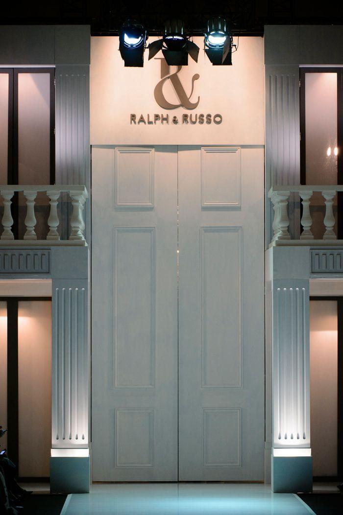 Défilé Ralph And Russo