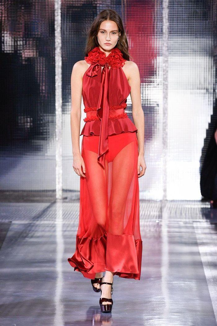 Défilé Azzaro Couture