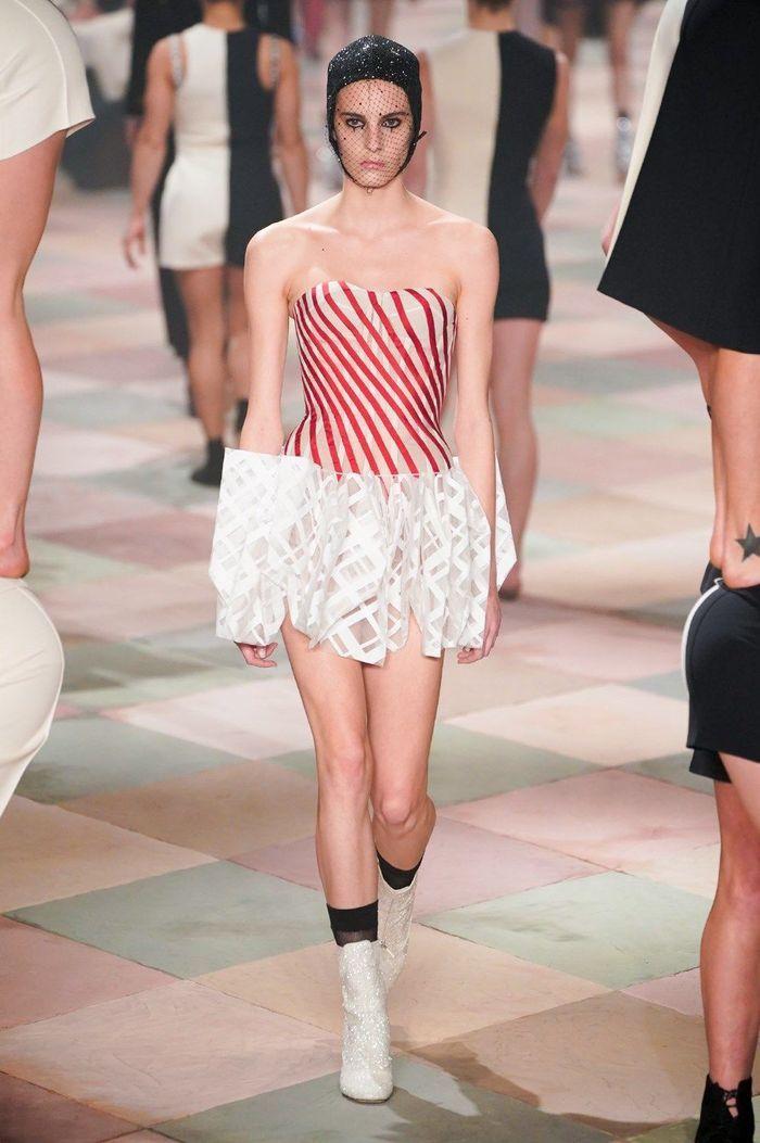 935daacf688 Défilé Christian Dior Haute Couture printemps-été 2019 - Paris - Elle