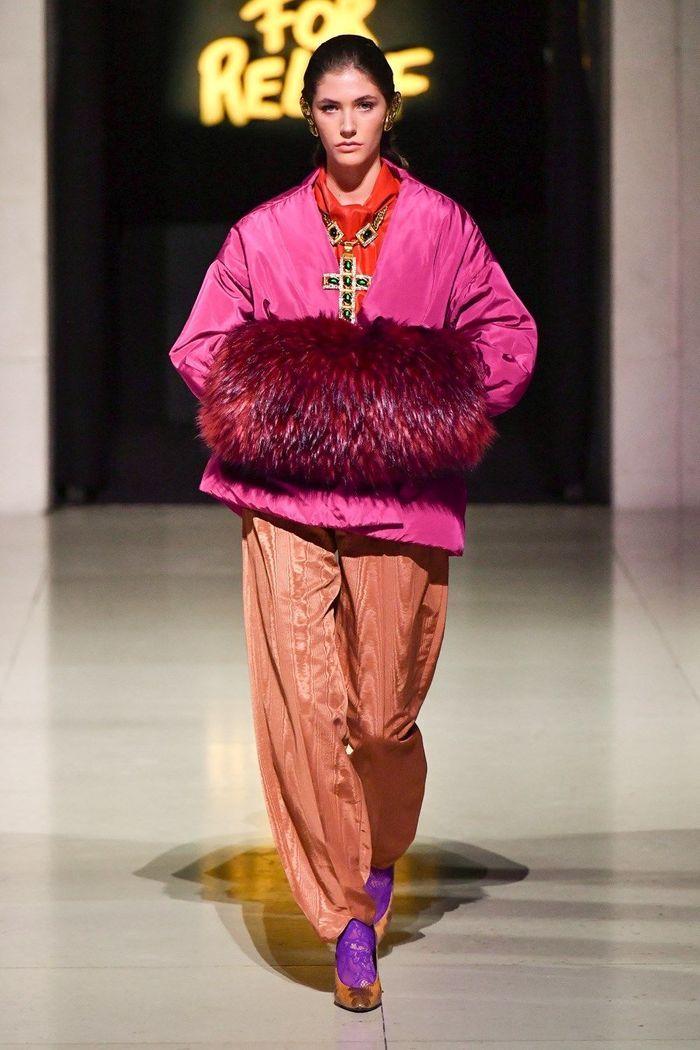 Défilé Fashion for Relief