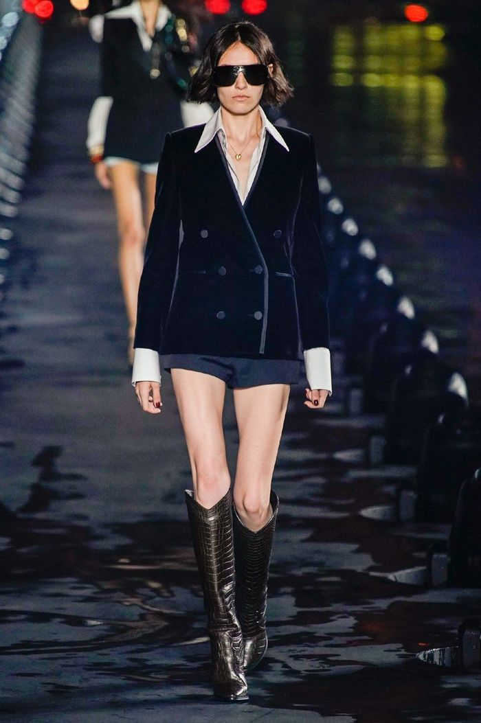 Défilé Saint Laurent