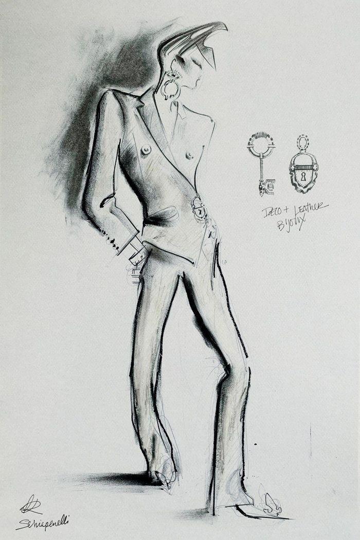 Défilé Schiaparelli