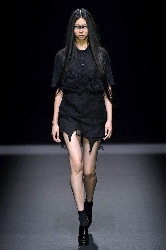 Défilé Vera Wang