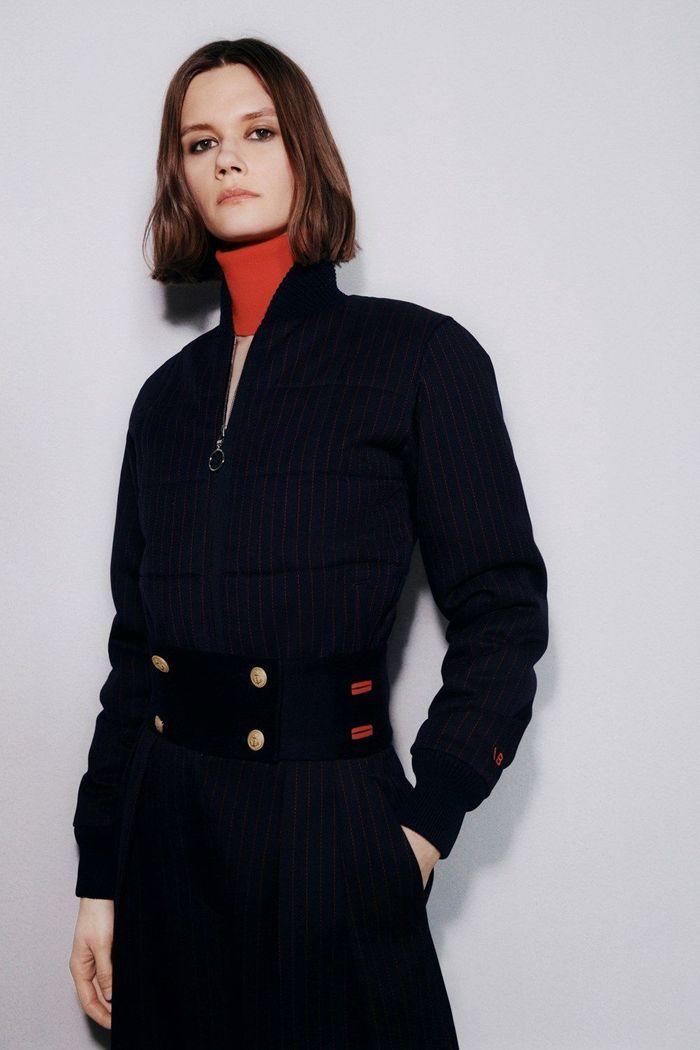 Défilé Victoria Beckham