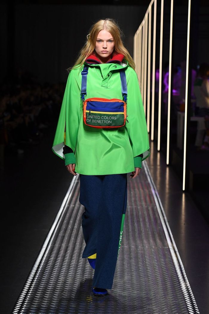 Défilé Benetton