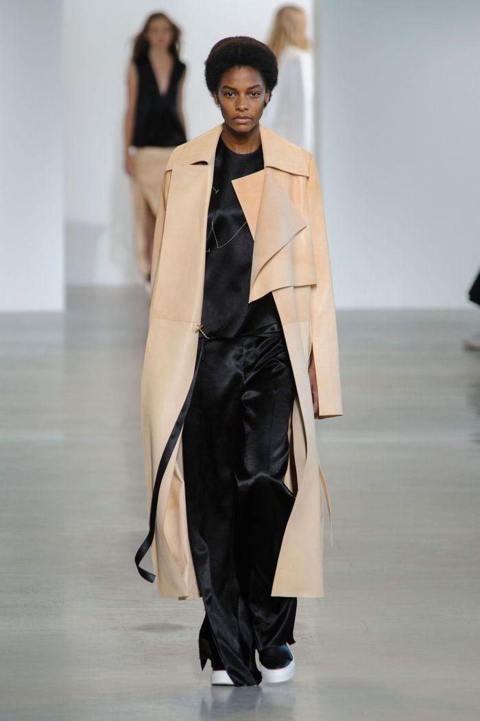 Défilé Calvin Klein Collection