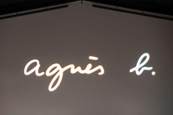 Défilé Agnès B.