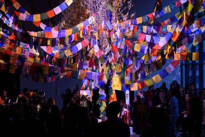 Défilé Prabal Gurung