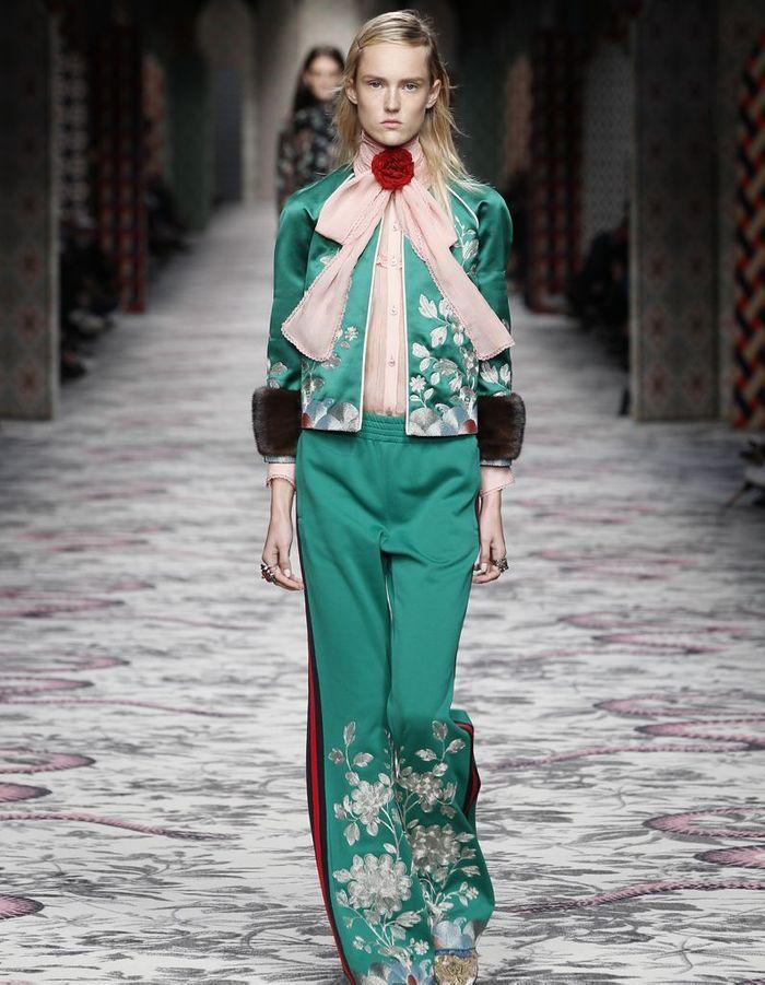 Look book Gucci printemps-été 2016 look43