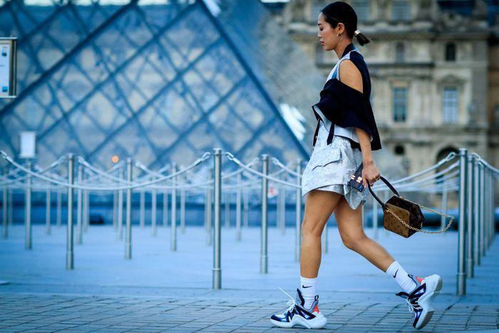 PARIS FASHION WEEK JOUR 8