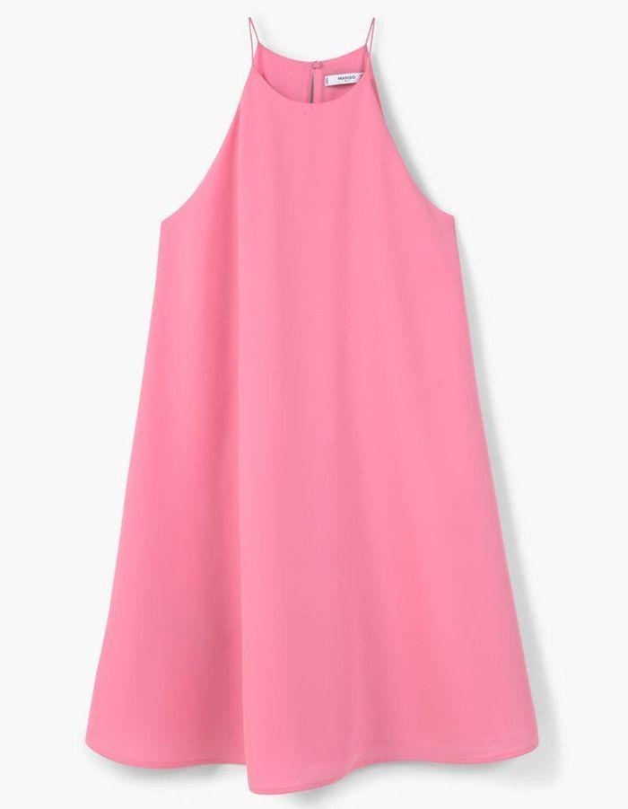 Belle robe Mango