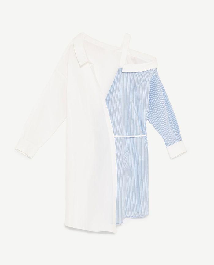 Robe-chemise Zara