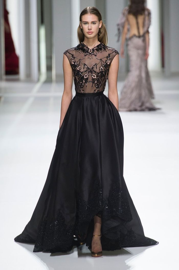 Défilé Haute Couture Galia Lahav