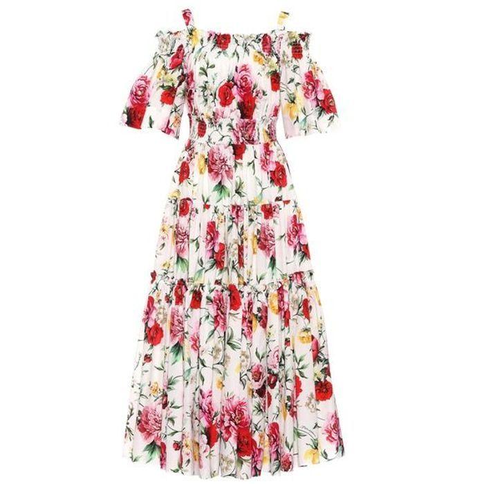 Robe soldée Dolce & Gabbana