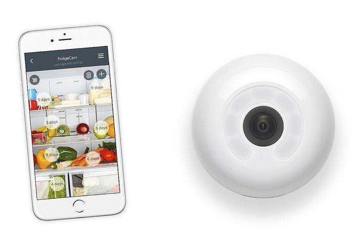 Camera pour réfrigérateur