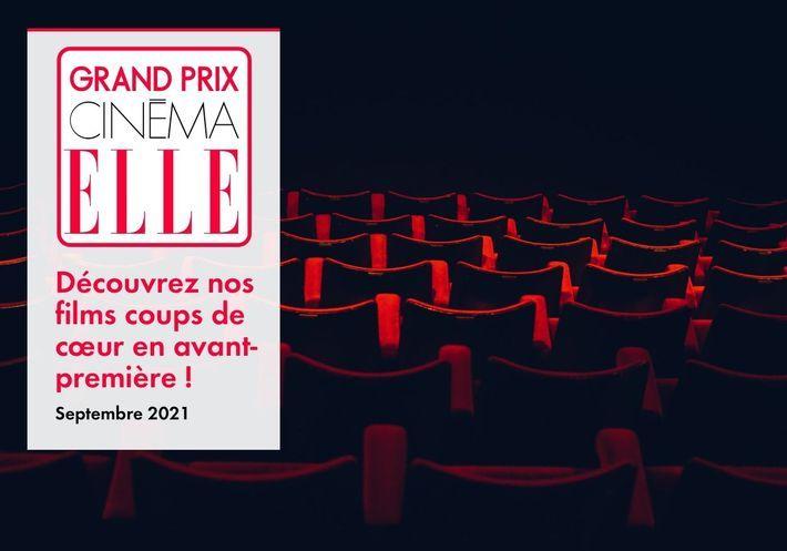Grand Prix du Cinéma ELLE