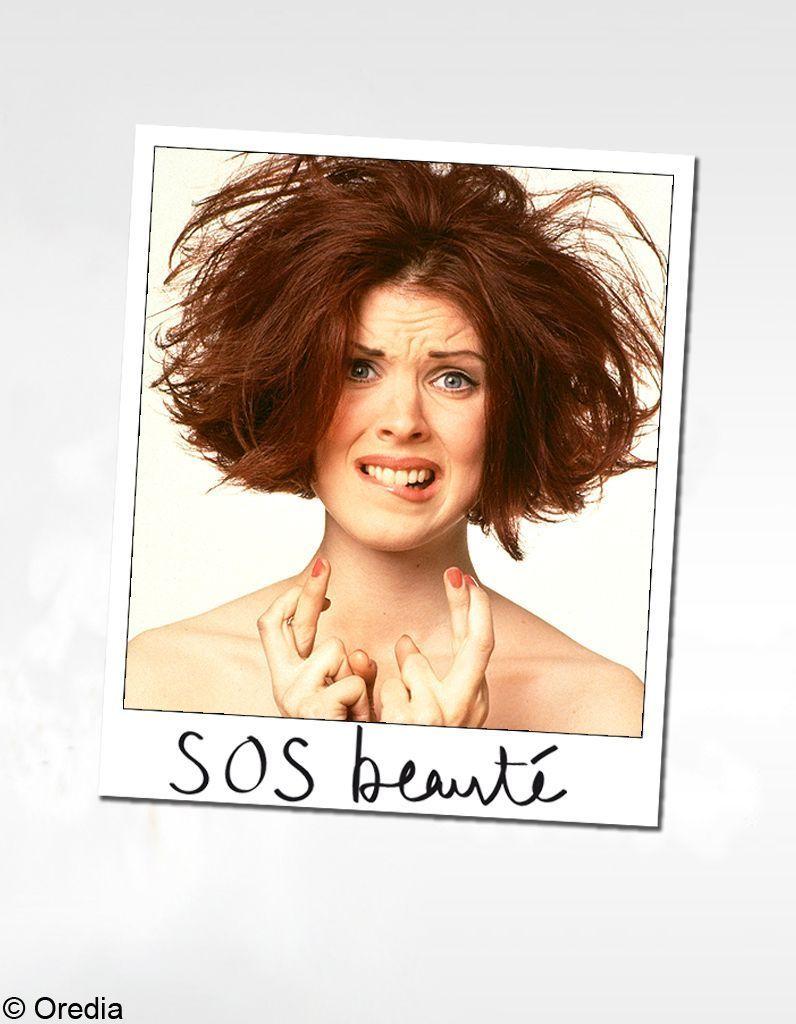 s.o.s. beauté : au secours, j'ai les cheveux entre deux