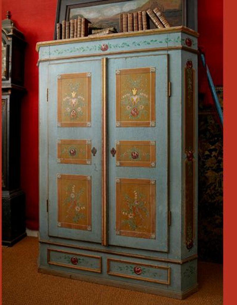L Armoire Peinte Alsacienne Elle Decoration
