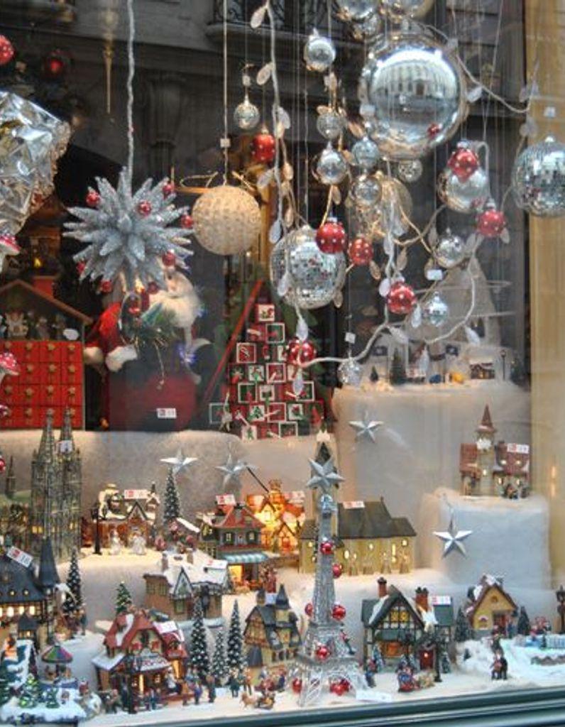 Decoration de noel boutique