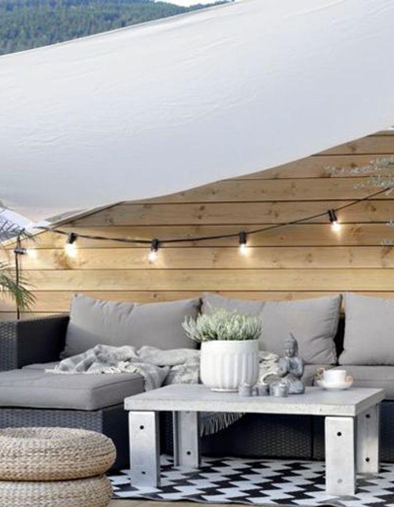 Eclairage De Terrasse Exterieur 5 façons originales d'éclairer sa terrasse - elle décoration