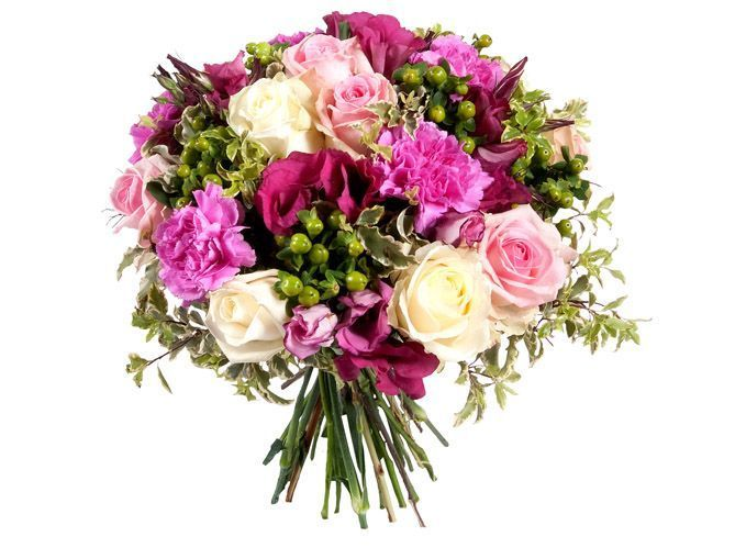 Comment Realiser Un Bouquet De Fleurs Rond Elle Decoration