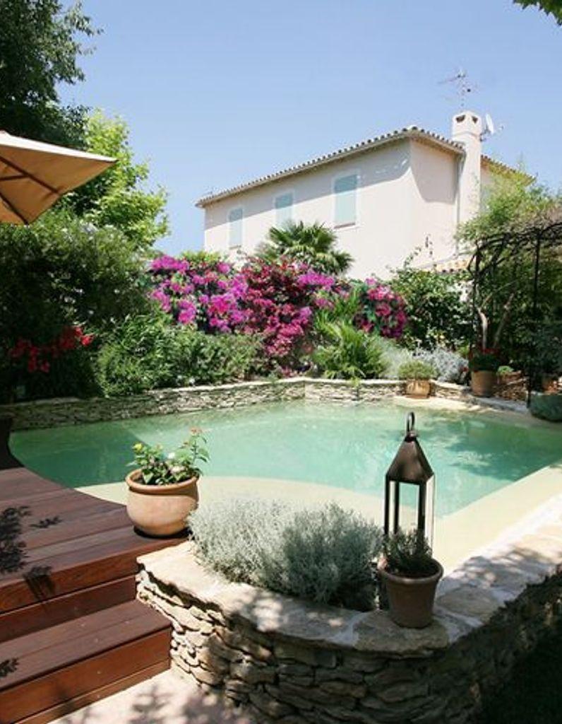 Idee Amenagement Tour De Piscine quel jardin méditerranéen pour ma piscine ? - elle décoration