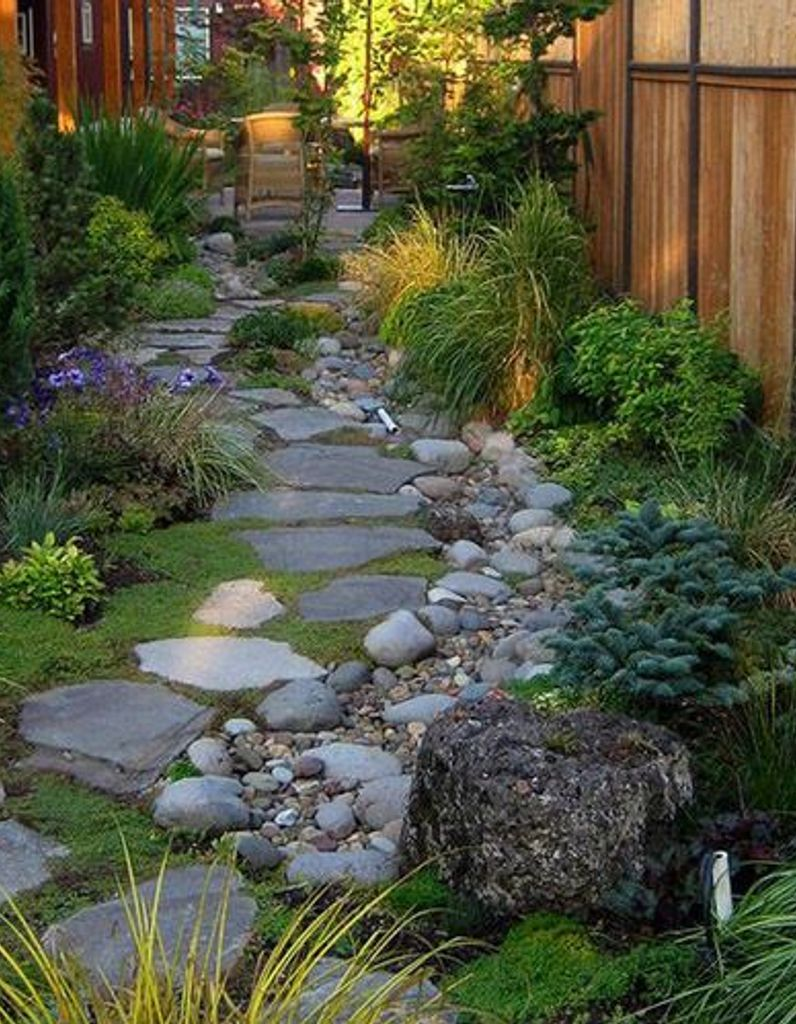 Idee Deco Petit Jardin comment créer un jardin alpin sur une terrasse? - elle