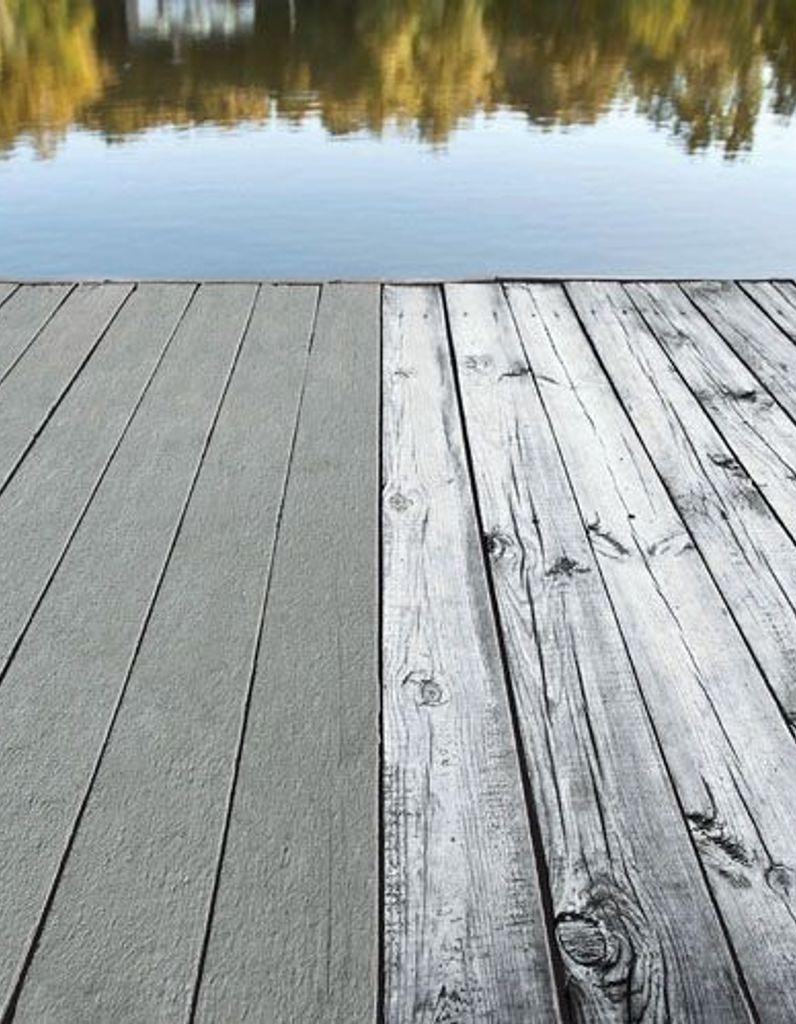 Sol Bois Pour Terrasse Extérieure une peinture pour relooker votre terrasse - elle décoration